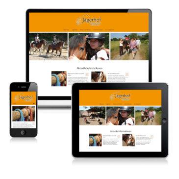 Webseite für den Hippolini-Jägerhof